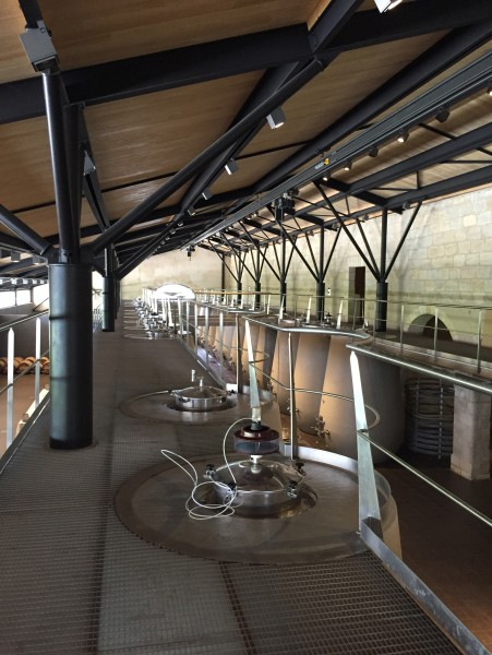 livraison du ch teau kirwan a3a architecture cabinet d 39 architectes bordeaux. Black Bedroom Furniture Sets. Home Design Ideas